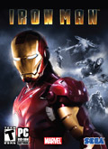 US Boxshot of Iron Man (PC)