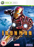 UK Boxshot of Iron Man (XBOX360)