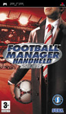 UK Boxshot of Football Manager Handheld 2008 (PSP)