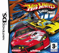 UK Boxshot of Hot Wheels: Beat That (DS)