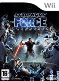 UK Boxshot of Star Wars: The Force Unleashed (NINTENDO Wii)