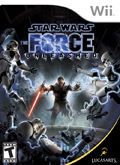 US Boxshot of Star Wars: The Force Unleashed (NINTENDO Wii)