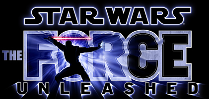 Logo of Star Wars: The Force Unleashed (NINTENDO Wii)
