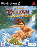 UK Boxshot of Tarzan: Freeride (PS2)