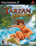 US Boxshot of Tarzan: Freeride (PS2)