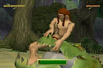 Screenshot of Tarzan: Freeride (PS2)