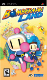 US Boxshot of Bomberman Land (PSP)