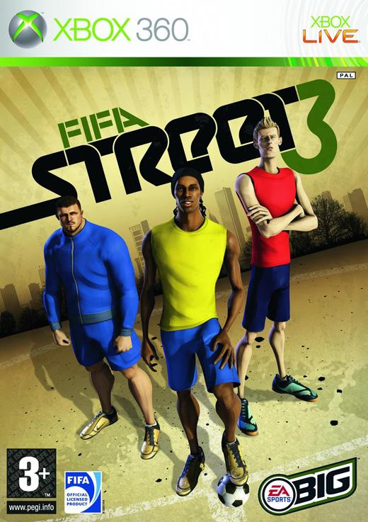 FIFA Street 3 XBOX360-RANT Xbox Ps3 Ps4 Pc jtag rgh dvd iso Xbox360 Wii Nintendo Mac Linux