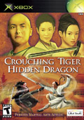 US Boxshot of Crouching Tiger, Hidden Dragon (XBOX)