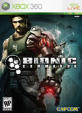US Boxshot of Bionic Commando (XBOX360)
