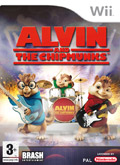 UK Boxshot of Alvin and the Chipmunks (NINTENDO Wii)
