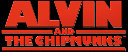 Logo of Alvin and the Chipmunks (NINTENDO Wii)