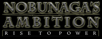 Logo of Nobunaga's Ambition: Rise to Power (PS2)