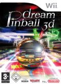 UK Boxshot of Dream Pinball 3D (NINTENDO Wii)