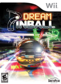 US Boxshot of Dream Pinball 3D (NINTENDO Wii)