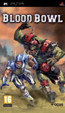 UK Boxshot of Blood Bowl (PSP)