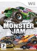 UK Boxshot of Monster Jam (NINTENDO Wii)