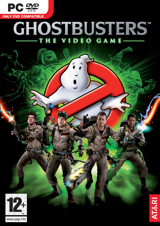 Ghostbusters: The Video Game  [2009][ PC][Espanol][Accion][Multihost]