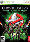 UK Boxshot of Ghostbusters The Video Game (XBOX360)