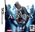UK Boxshot of Assassin's Creed: Altair's Chronicles (DS)