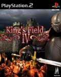 UK Boxshot of King's Field IV (PS2)