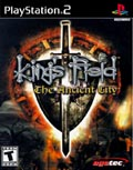 US Boxshot of King's Field IV (PS2)