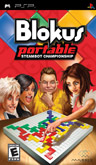 US Boxshot of Blokus Portable: Steambot Championship (PSP)