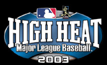Logo of High Heat Baseball 2003 (PS2)