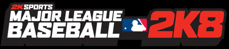 Logo of Major League Baseball 2K8 (PSP)