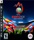 US Boxshot of UEFA Euro 2008 (PS3)