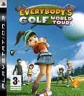 UK Boxshot of Everybody's Golf World Tour (PS3)