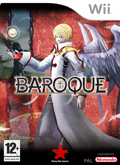 UK Boxshot of Baroque (NINTENDO Wii)
