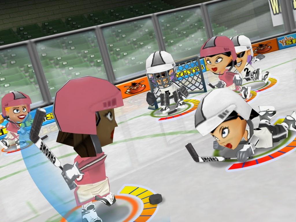 kidz sports ice hockey: