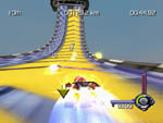 Click to enlarge this screenshot of G-Surfers (PS2)