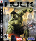 UK Boxshot of The Incredible Hulk (PS3)