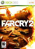 UK Boxshot of Far Cry 2 (XBOX360)