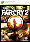 US Boxshot of Far Cry 2 (XBOX360)