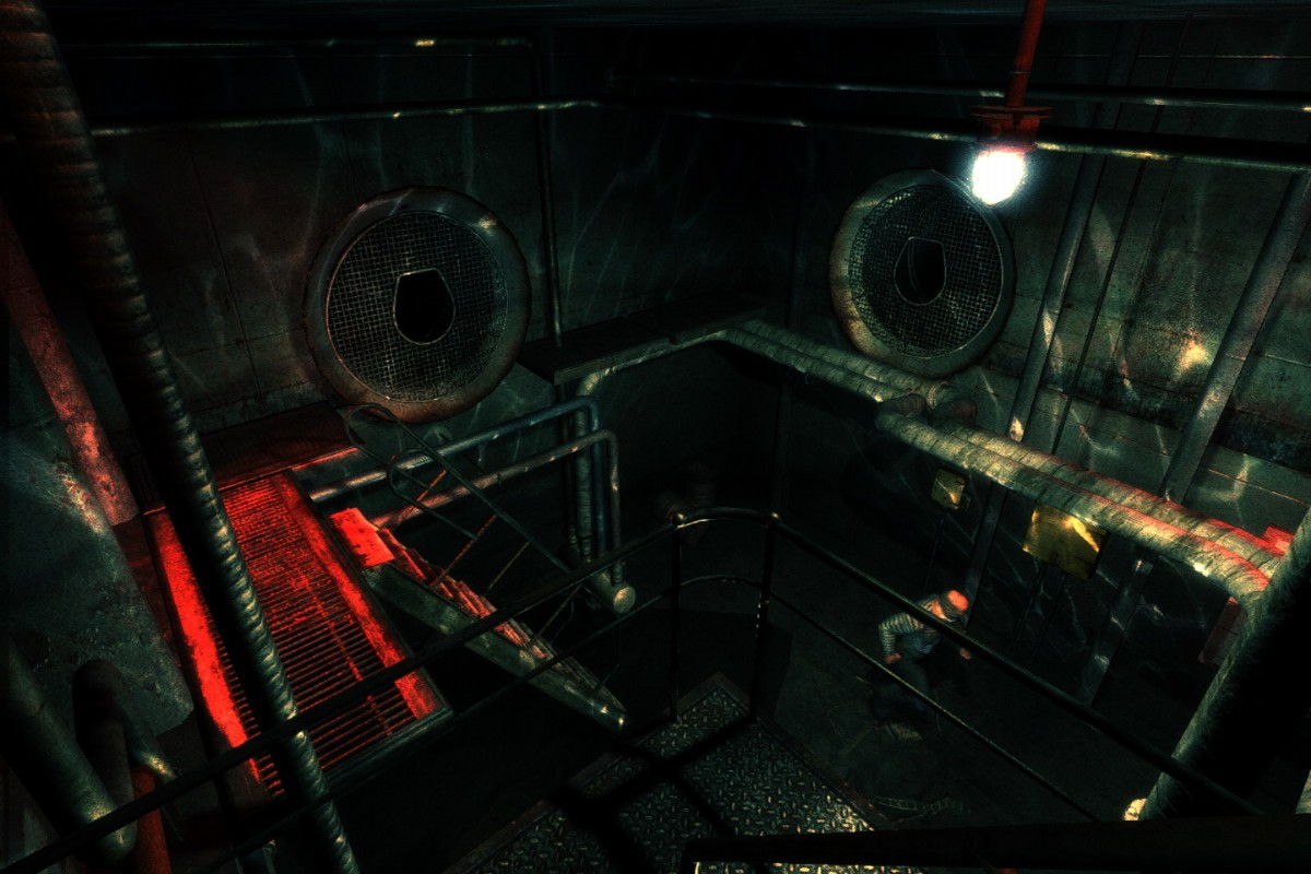 Screenshot of Cryostasis: Sleep of Reason (PC)