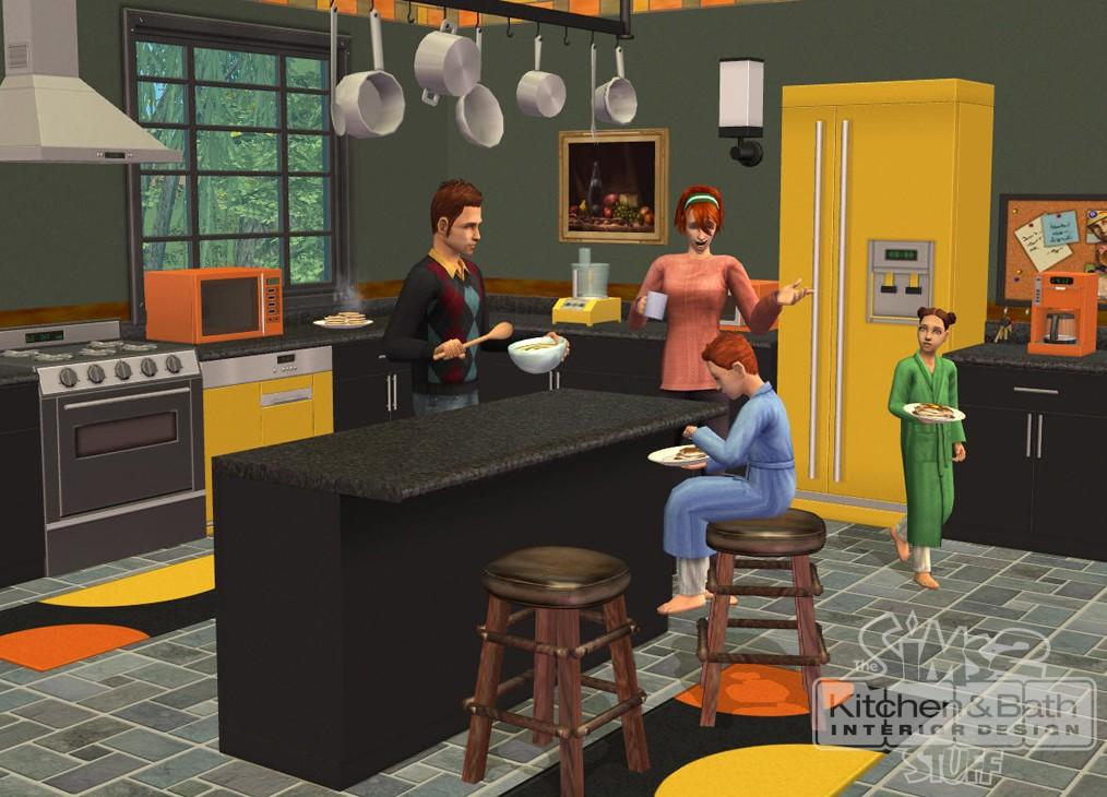 flash back download de jogos the sims 2 kitchen and bath