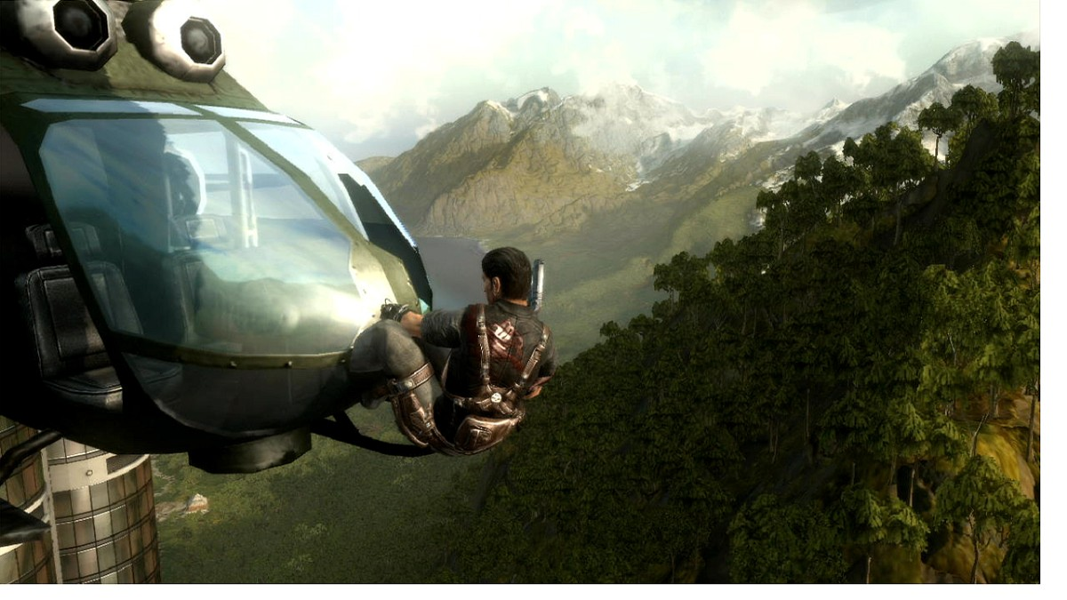 Screenshot of Just Cause 2 (PC)