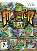 UK Boxshot of Monster Lab (NINTENDO Wii)
