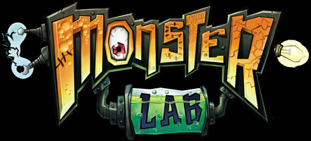 Logo of Monster Lab (NINTENDO Wii)