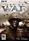 UK Boxshot of Men of War (PC)