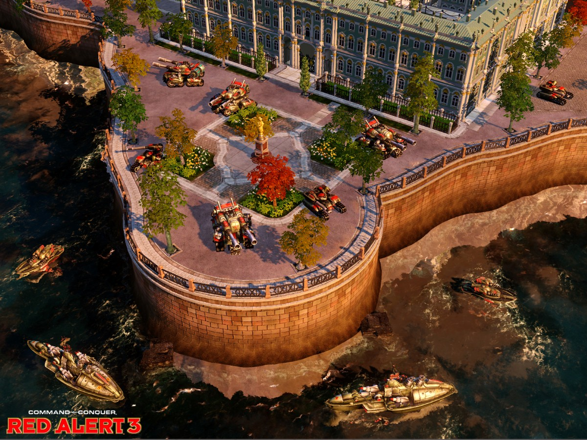 screen2 large Command And Conquer Red Alert 3 RELOADED