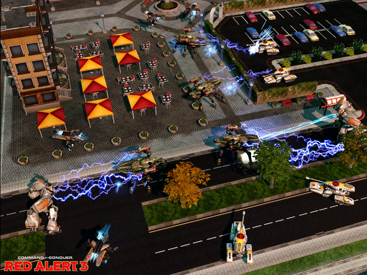 screen5 large Command And Conquer Red Alert 3 RELOADED