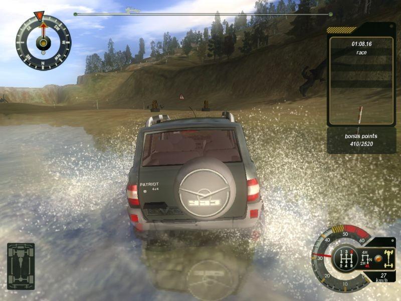 UAZ 4x4 Racing (PC)