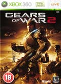 UK Boxshot of Gears of War 2 (XBOX360)