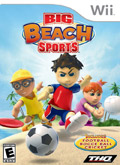 US Boxshot of Big Beach Sports (NINTENDO Wii)
