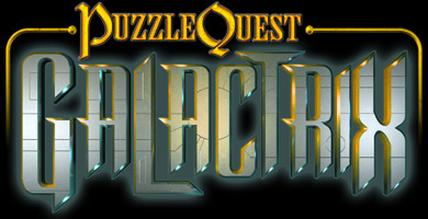 Logo of Puzzle Quest: Galactrix (PC)
