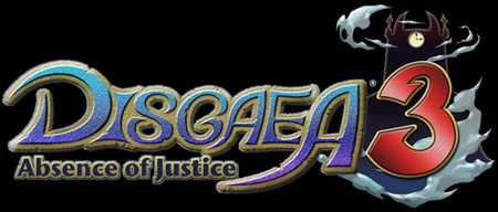 Logo of Disgaea 3: Absence of Justice (PS3)
